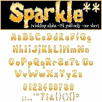 Digital Download: Sparkle: 14K Gold Alpha Set