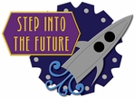 Digital Download: Step Into The Future Laser Die Cut