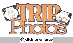 Digital Download: Trip Photos Laser Die Cut