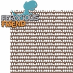 Dino-Mite: Ferocious Friend 2 Piece Laser Die Cut Kit