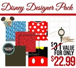 Disney Designer Pack
