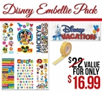 Disney Embellie Pack