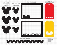 Disney Mouse Combo Pack