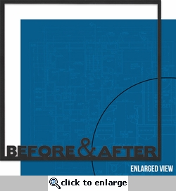 DIY: Before And After 12 x 12 Overlay Quick Page Laser Die Cut