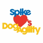 Dog Agility: Name Custom Laser Die Cut