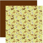 Dog Park: Unleashed 12 x 12 Double-Sided Paper