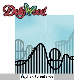 Dollywood 2 Piece Laser Die Cut Kit
