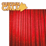 Drama: Curtain Call 2 Piece Laser Die Cut Kit
