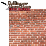 Dream Home: Building Our Dream Home Brick By Brick 2 Piece Laser Die Cut Kit