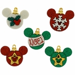 Dress It Up: Mickey Ornaments Embellishments