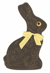 Easter: Chocolate Bunny Laser Die Cut