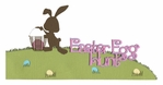 Easter Egg Hunt Laser Die Cut