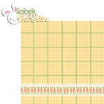Easter Fun: Baby's First Easter 2 Piece Laser Die Cut Kit