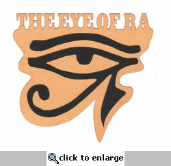 Egypt: The Eye of Ra Laser Die Cut