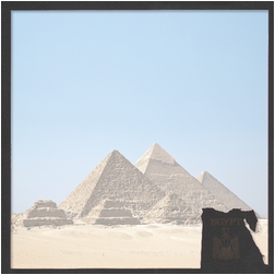 Egypt: The Pyramids 12 x 12 Overlay Quick Page Laser Die Cut