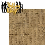 Egypt:Valley Of The Kings 2 Piece Laser Die Cut Kit
