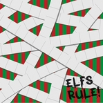 Elf On The Shelf: Elf Antics 12 x 12 Paper