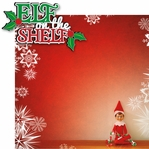 Elf On The Shelf: Elf On The Shelf 2 Piece Laser Die Cut Kit