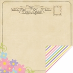 Enchanted: Happily Ever After 12 x 12 Double Sided Cardstock