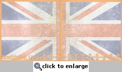 England: Breathtaking Views Double 12 x 12 Overlay Quick Page Laser Die Cut
