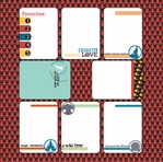 Everyday Life: Disney 3 x 4 Journaling Cards