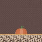 Fall Bucket List:Pumpkin Spice 12 x 12 Paper