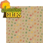 Fall Fun: Changing Colors 2 Piece Laser Die Cut Kit