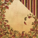 Fall Harvest: Wind Blown 12 x 12 Double-Sided Cardstock