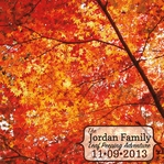 <font color=#f58e8f>SYT♥</font><font color=#006666>Fall Memories: Fall Custom 12 x 12 Paper</font>