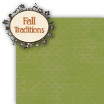 Fall Traditions 2 Piece Laser Die Cut Kit