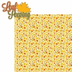 Falling Leaves: Leaf Peeping 2 Piece Laser Die Cut Kit