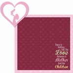 Family: A Mother's Love 2 Piece Laser Die Cut Kit