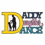 Family Night: Daddy Daughter Dance Laser Die Cut