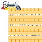 Family Night: Family Fun 2 Piece Laser Die Cut Kit