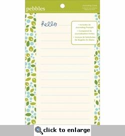 Family Ties: Journaling Cards