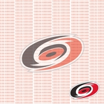 Fanatic: Carolina Hurricanes 12 x 12 Paper