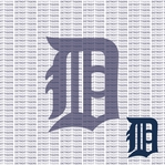 Fanatic: Detroit Tigers 12 x 12 Paper