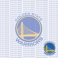 Fanatic: Golden State Warriors 12 x 12 Paper