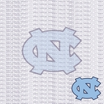 Fanatic: North Carolina 12 x 12 Paper