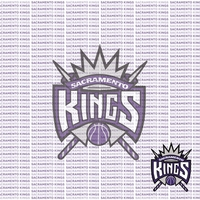 Fanatic: Sacramento Kings 12 x 12 Paper