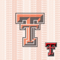 Fanatic: Texas Tech 12 x 12 Paper