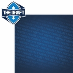 Fantasy Football: The Draft 2 Piece Laser Die Cut Kit