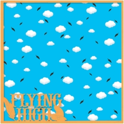 Fantasy Land: Flying High 12 x 12 Overlay Quick Page Laser Die Cut