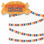 Fantasy Land: Storybook Circus 2 Piece Laser Die Cut Kit