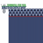 Father's Day: Thankful for You 2 Piece Laser Die Cut Kit