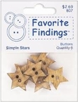 Favorite Findings Simple Stars