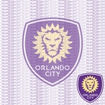 FC Fanatic: Orlando City 12 x 12 Paper