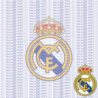 FC Fanatic: Real Madrid 12 x 12 Paper