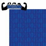 Fight Night: Takedown 2 Piece Laser Die Cut Kit