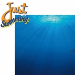 Finding Dory: Just Keep Swimming 2 Piece Laser Die Cut Kit